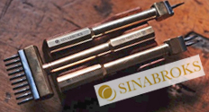 Sinabroks Pricking Irons!